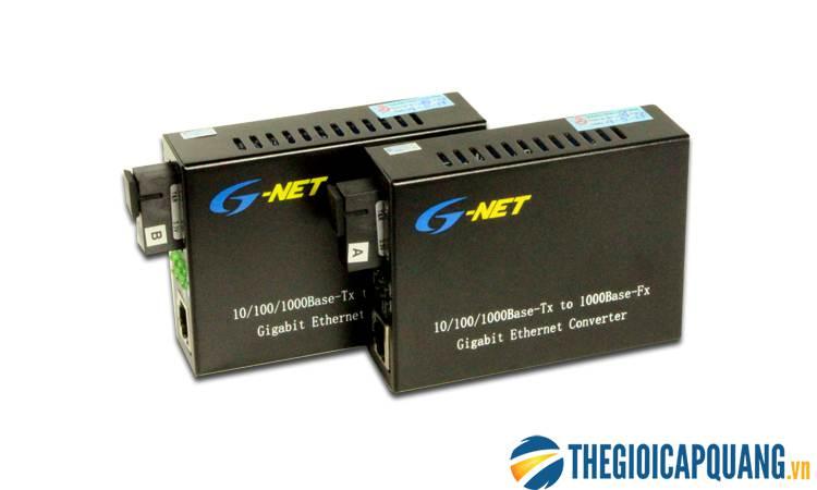 Kết quả hình ảnh cho converter quang G-Net HHD-210G-20A/B