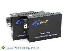 Review sản phẩm converter quang G-Net HHD-210G-20A/B